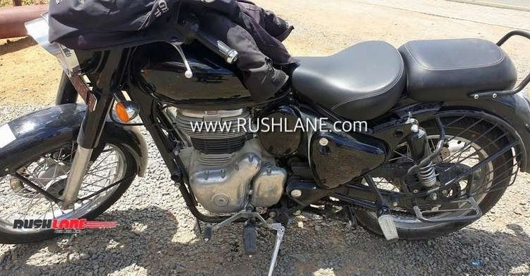 2020 Royal Enfield Classic new details revealed in fresh spy