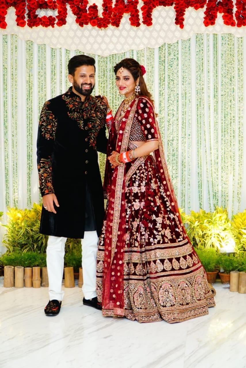 Actress-MP Nusrat Jahan wedding reception: Mamata Banerjee