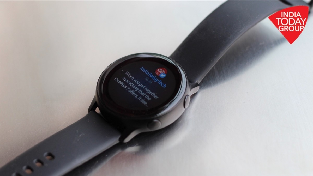 Samsung Galaxy Watch Active review: Comfortable, affordable if you