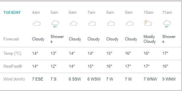 India vs New Zealand, Manchester Weather Forecast Live: Rain