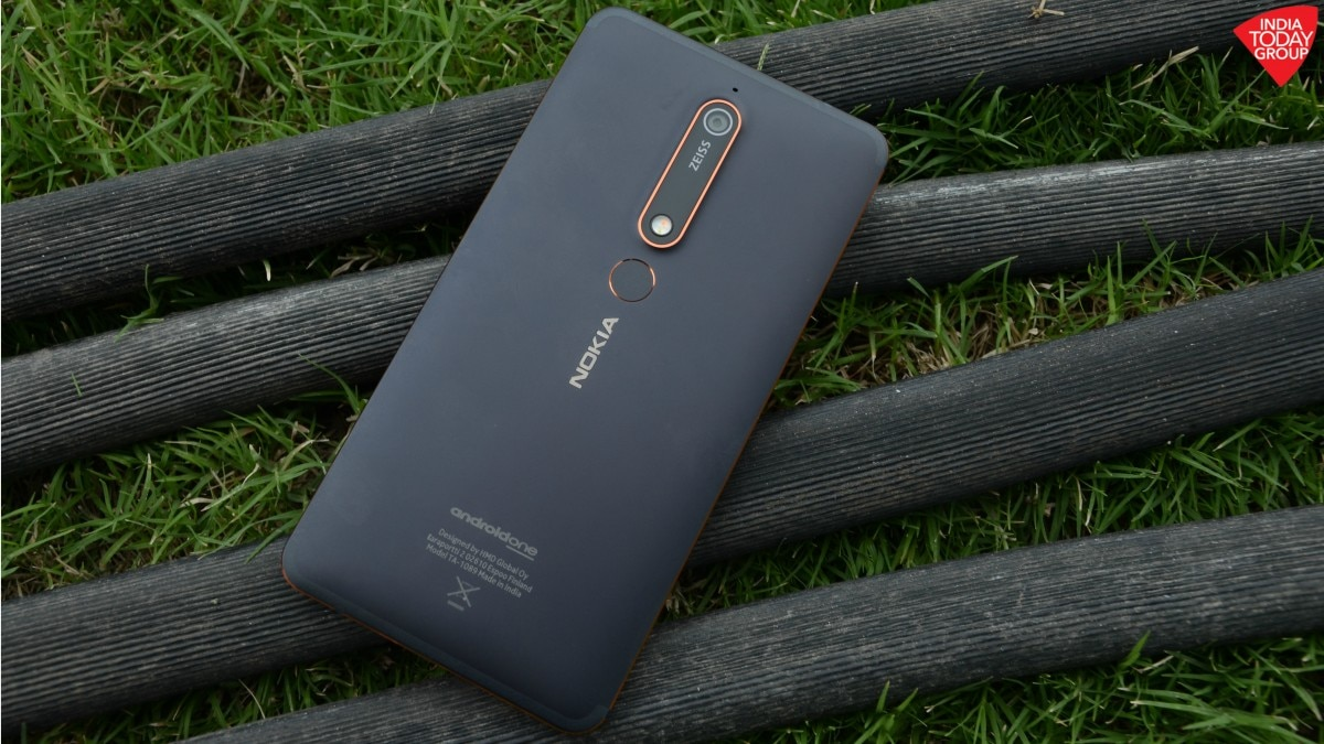 Nokia 6 1 price in India now starts at Rs 6,999, 4GB RAM