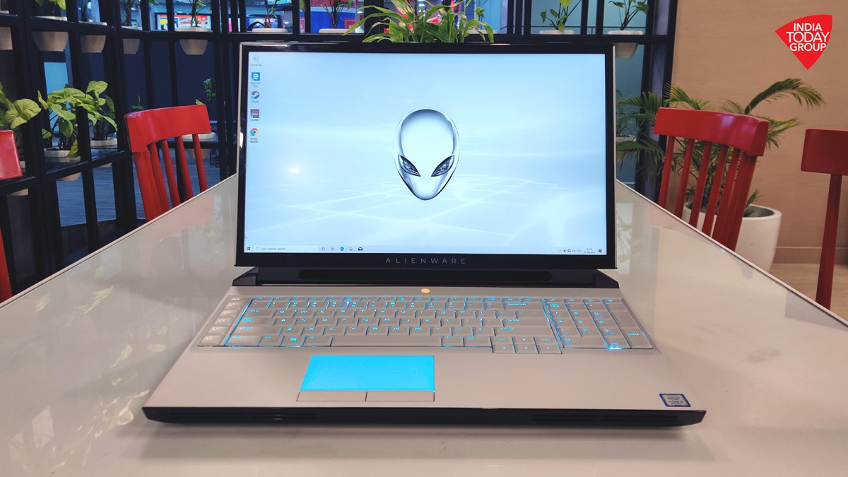 Dell Alienware Area-51m review: Looks and goes like a spaceship