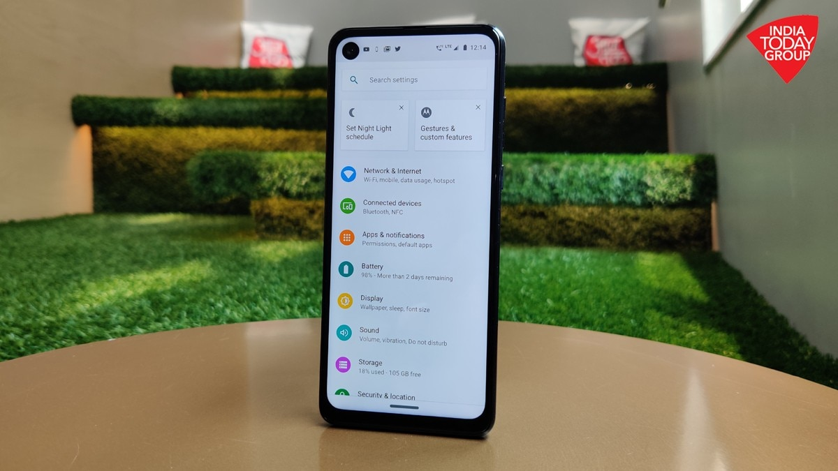 Motorola One Action review: The near-perfect stock Android