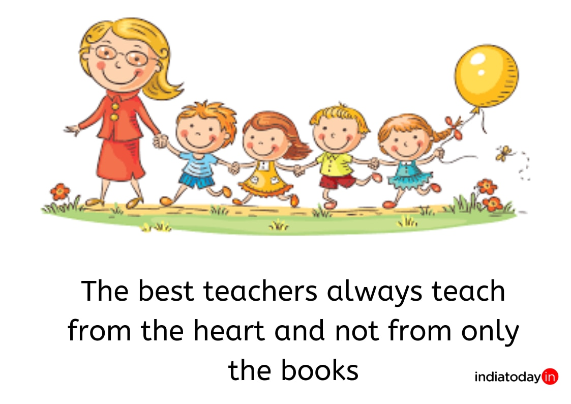 Happy Teacher\'s Day 2019: Wishes, quotes, images, whatsapp ...