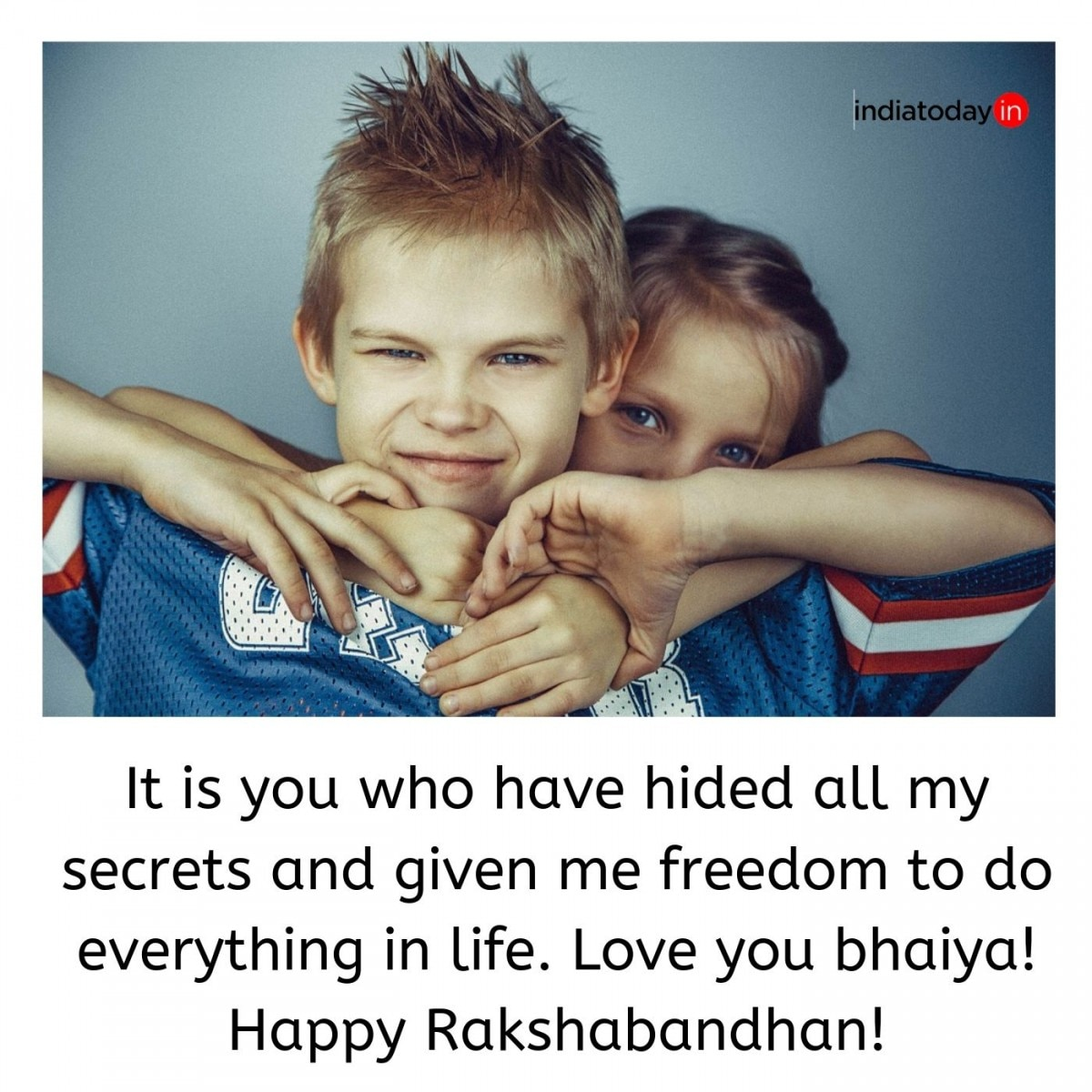 Happy Raksha Bandhan: Unique picture quotes and messages for