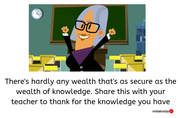 Happy Teacher's Day 2019: Wishes, quotes, images, whatsapp