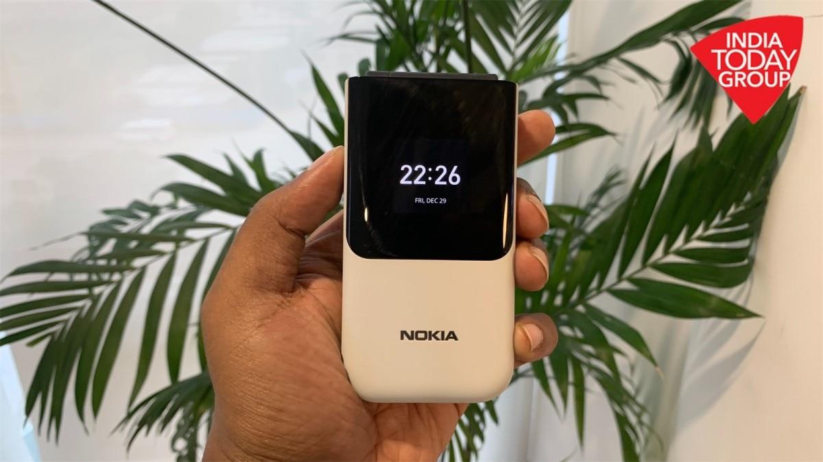 Nokia 110, 2720 Flip, 800 Tough feature phones launched