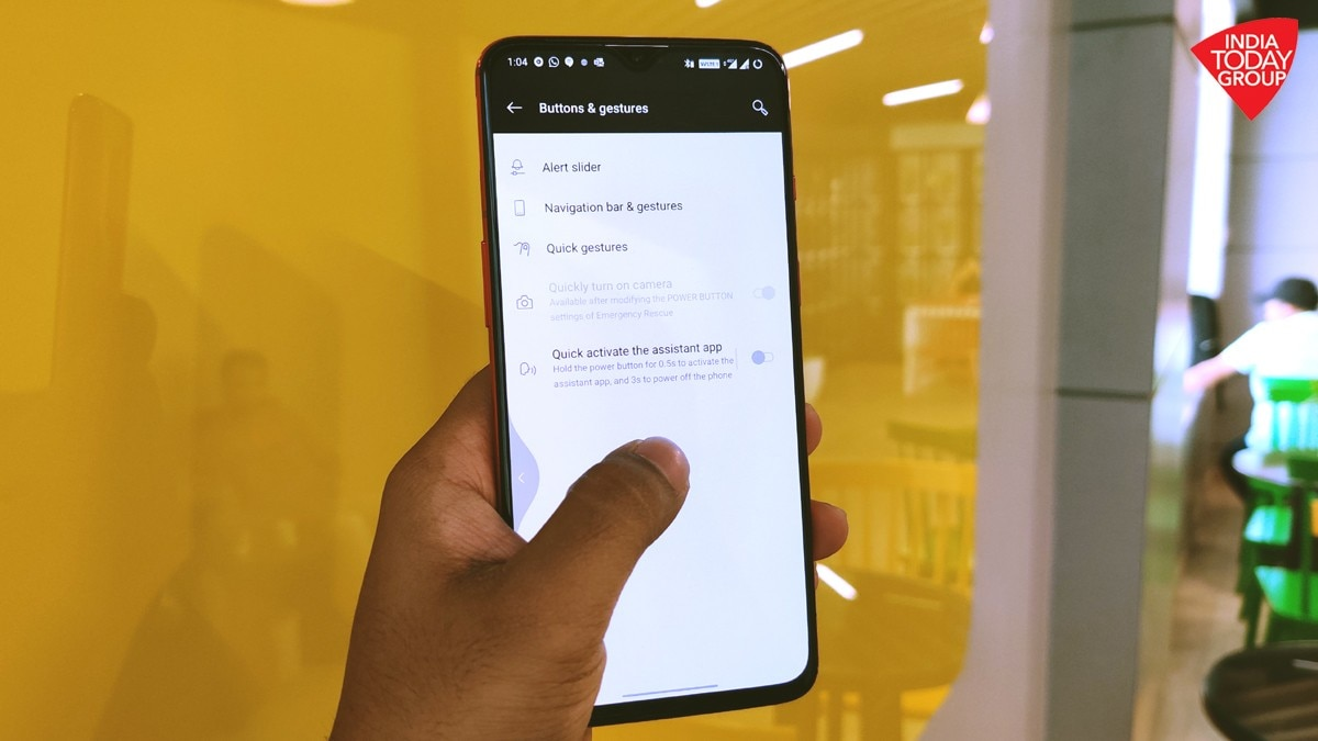 OnePlus 7 Android 10 update quick review: Oxygen OS becomes