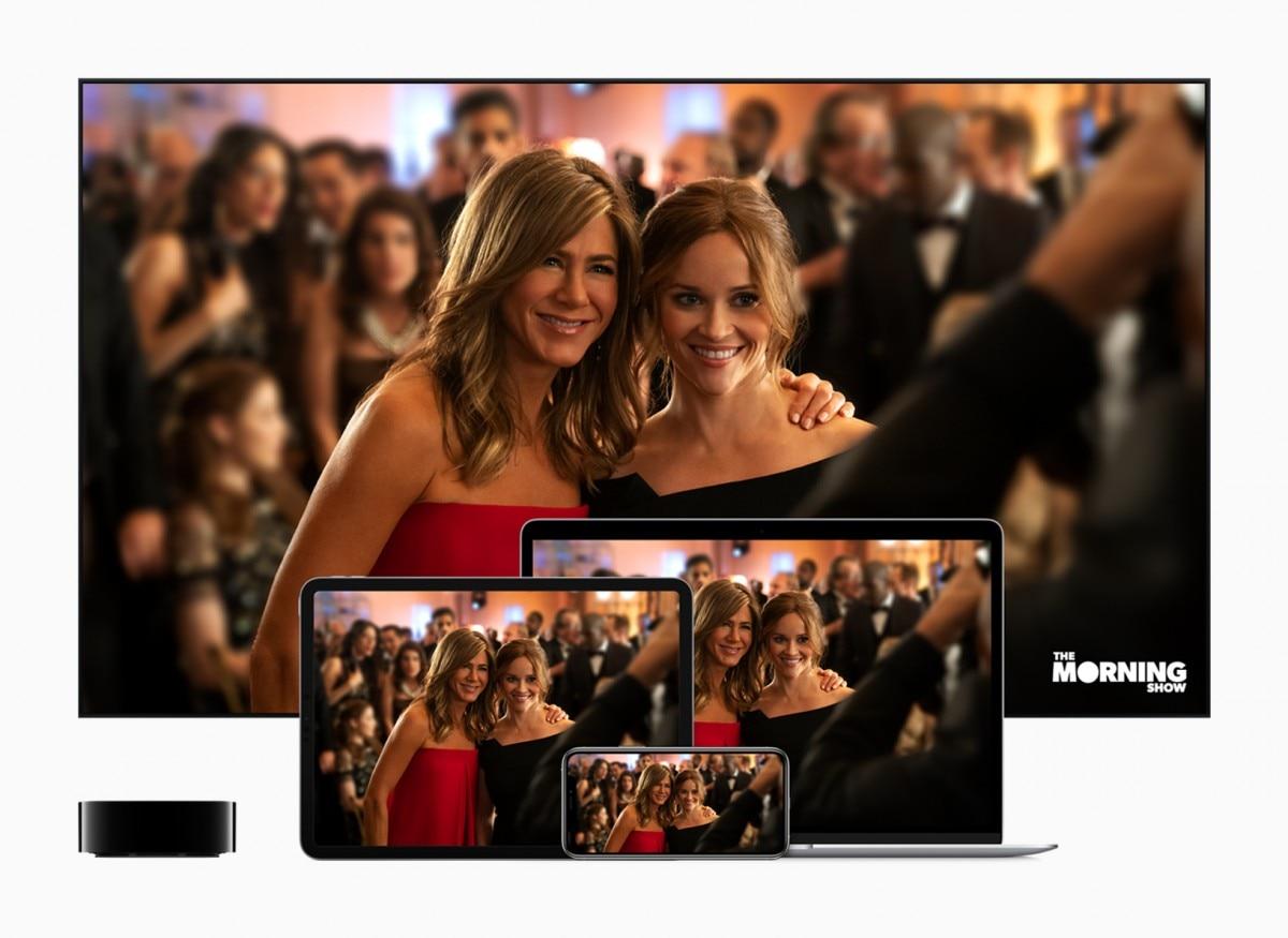 10 2-inch iPad launched, Apple TV+, Apple Arcade