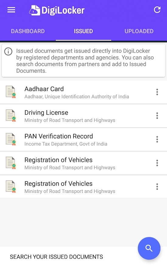 No driving licence, vehicle registration? Here's how to