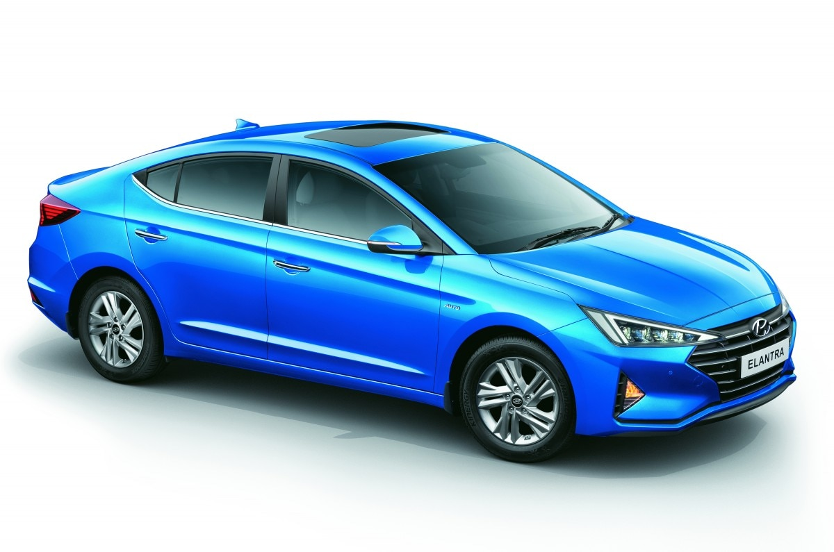 2019 Hyundai Elantra Launched In India Price Starts At Rs