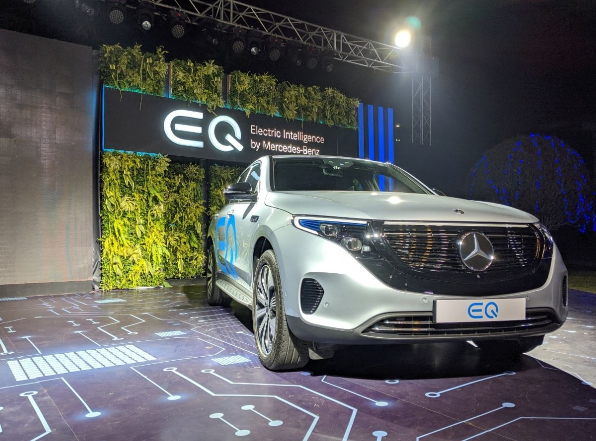 Mercedes-Benz EQC, Mercedes-Benz EV, Mercedes-Benz Electric