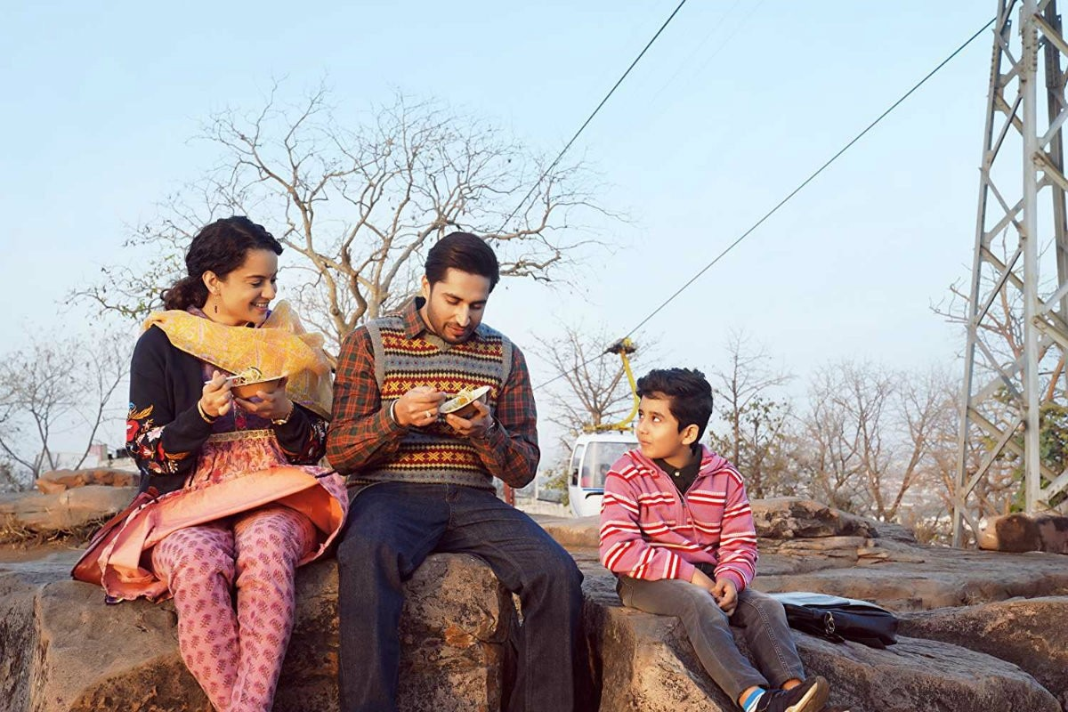 Panga Movie Review: Kangana Ranaut takes Panga and gets it right - Movies News
