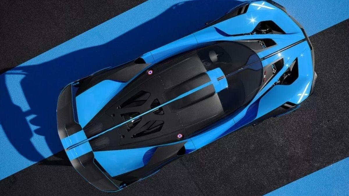 Bugatti Bolide French Carmaker Reveals Its Fastest Hyper Sports Car Concept Auto News