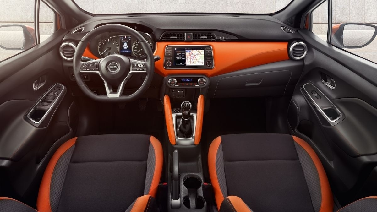 2021 Nissan Micra Refreshed With Minor Changes New Variant Auto News