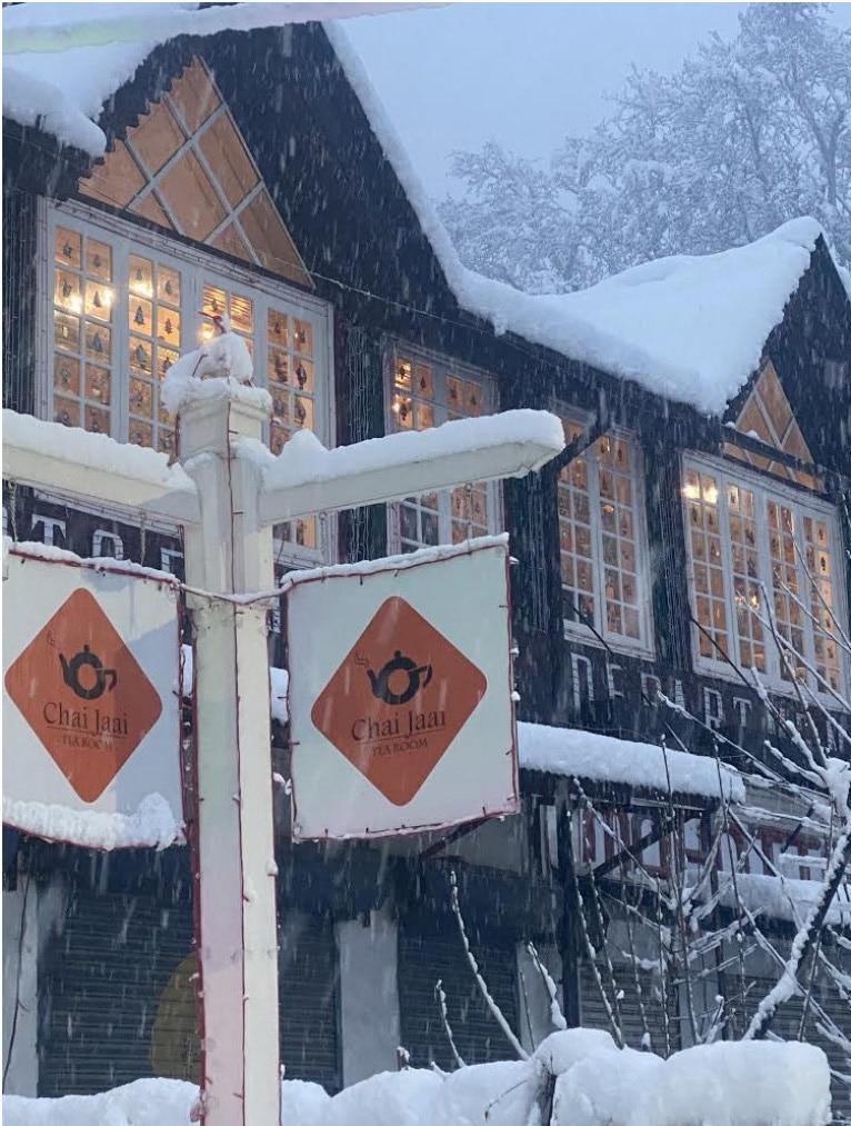Kashmir Tourist Places In Winter