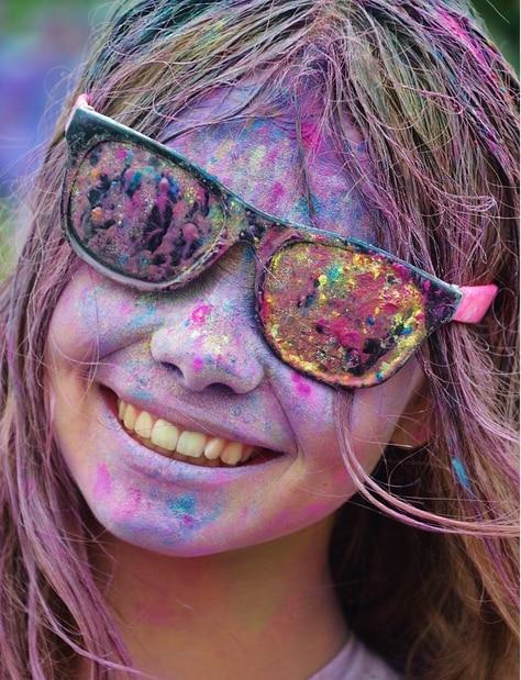 Holi Festival Frankfurt 2021