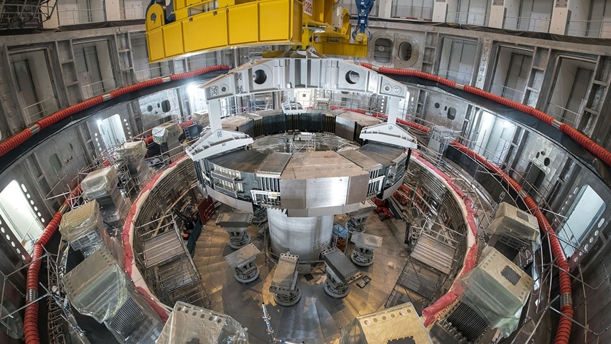 France to get world's most powerful magnet that can lift aircraft carrier  six feet in air - SCIENCE News