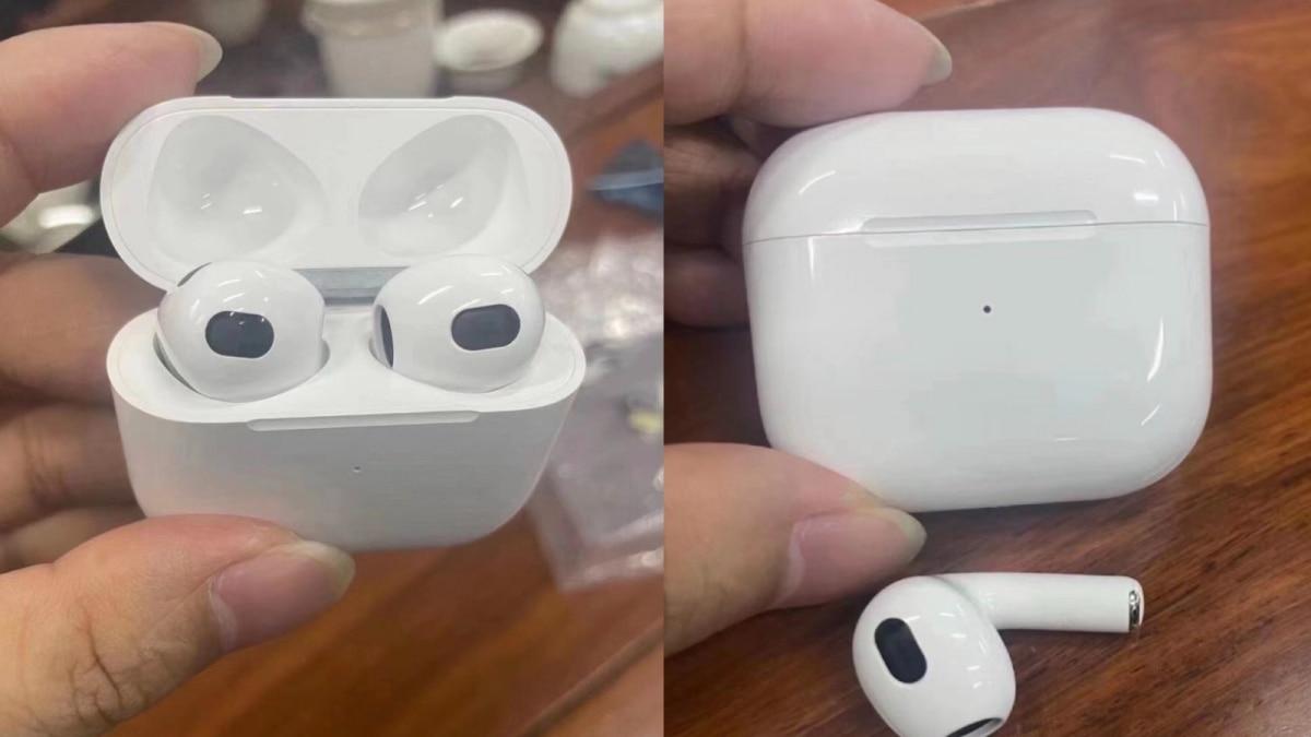 Apple AirPods 3 clone, Photo: LeaksApplePro
