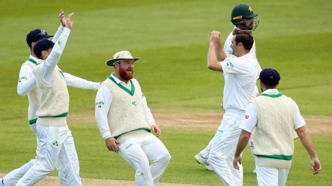 Ireland vs Pakistan live score