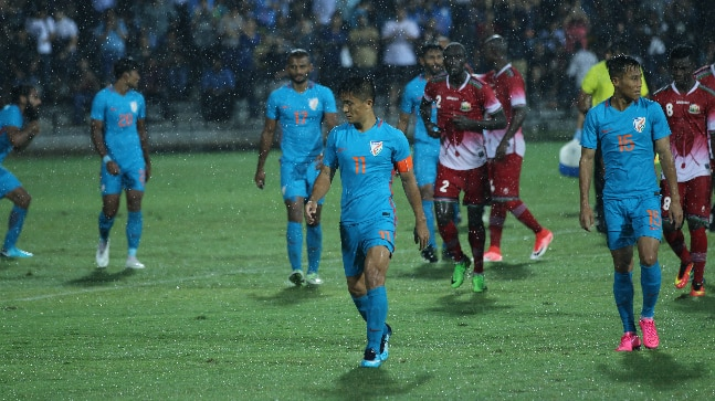 Sunil Chhetri's heartfelt message for fans after India's Intercontinental Cup triumph