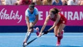 Women's Hockey World Cup 2018, India vs England