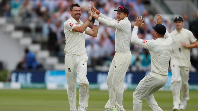 Bairstow and Woakes put England on top against India in second Test