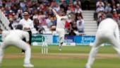 India vs England 3rd Test Day 3: Virat Kohli in action at Trent Bridge (AP Photo)