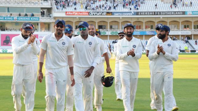 Dominant India leave England needing record run chase