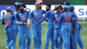 Follow ball-by-ball updates from the Super Four match between India and Pakistan at the Dubai International Cricket Stadium