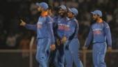 India vs West Indies 4th ODI in Mumbai: Live Score (BCCI Photo)
