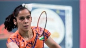 Denmark Open: Saina Nehwal loses in final to Tai Tzu Ying (Reuters Photo)