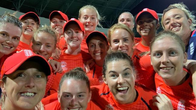 India vs England Live Score, ICC Women's World Cup T20 Semi-Final