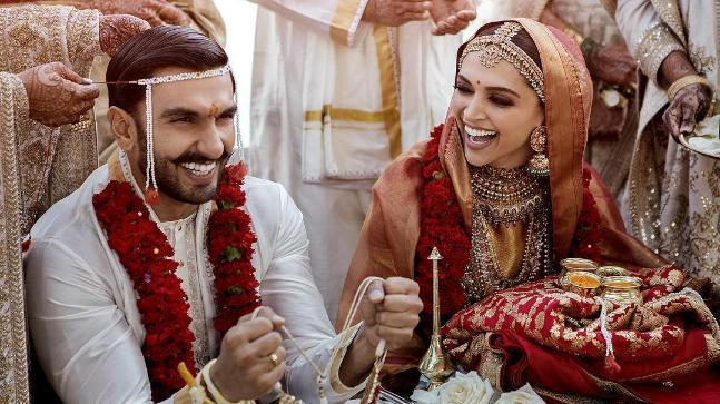 deepika padukone ranveer singh sindhi wedding live updates bride