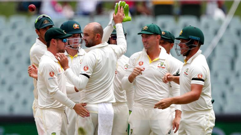 Live Score India Vs Australia 2nd Test Day 4 India Need 175 More