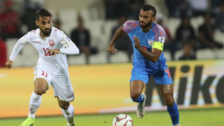 India vs Bahrain Live Score, AFC Asian Cup 2019 (AFC Photo)