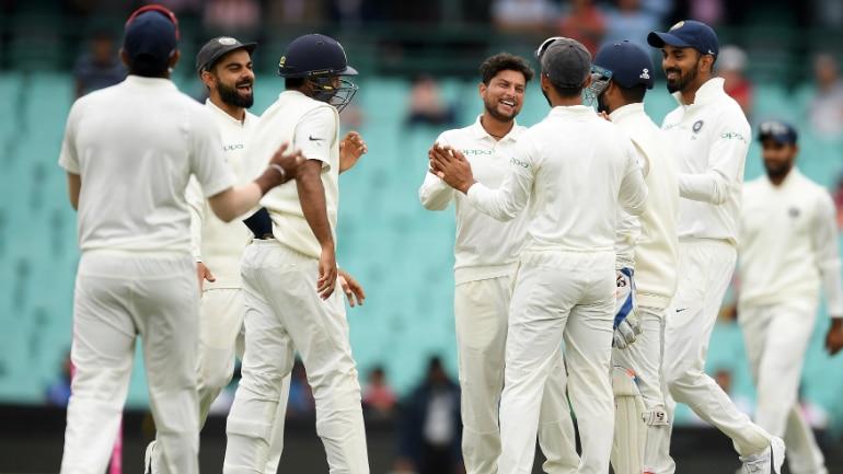 IND vs AUS Test
