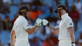 West Indies vs England 3rd Test Day 2 in St Lucia (Reuters Photo)