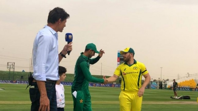 Follow ball-by-ball live commentary of the third one-day international between Pakistan and Australia
