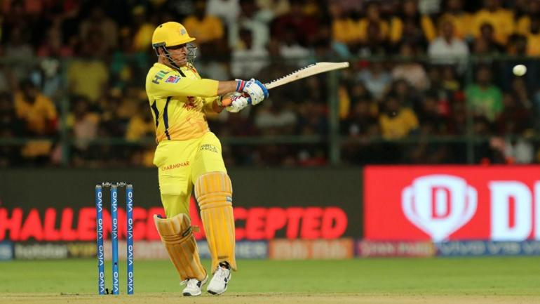 Bangalore vs Chennai (RCB vs CSK) Live Score IPL 2019 (<b> Courtesy by BCCI</b>)