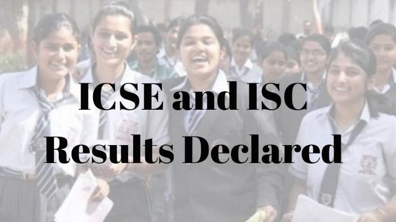 , icse result 2019, icse board result 2019, icse 10th result 2019,