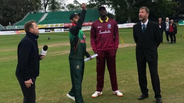 Bangladesh vs West Indies, Ireland ODI Tri-Nation Series final: Live score