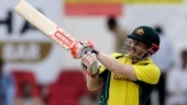 David Warner in action of Australia (AP Photo)