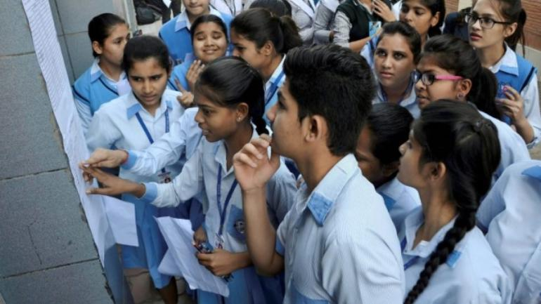Image result for class 10 students in wb