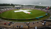 South Africa vs West Indies Live Score, ICC World Cup 2019: Rain continues to fall at The Rose Bowl (Reuters Photo)