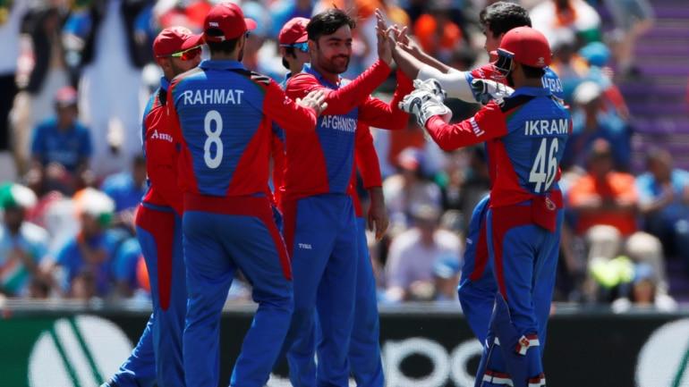 Afghanistan got wicket