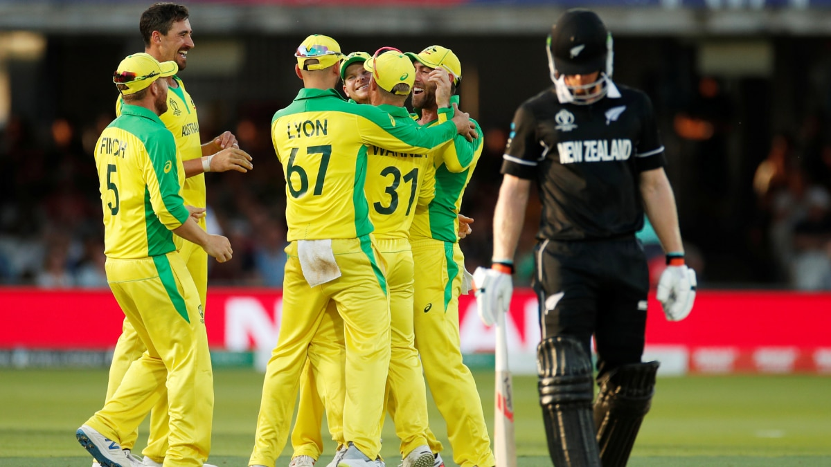 ICC World Cup 2019, New Zealand vs Australia Live Score (Reuters Photo)
