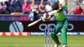 Sri Lanka (SL) vs South Africa (SA) Live Score, ICC World Cup 2019.