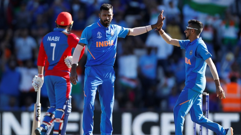 India vs Afghanistan Live Cricket Score, World Cup 2019 (Reuters Photo)