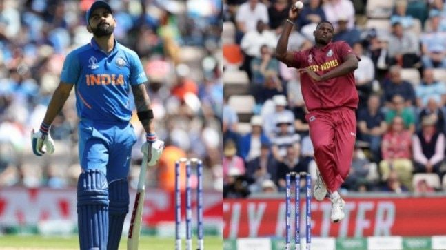 Up to date | India vs West Indies Live Score, ICC World Cup 2019: IND